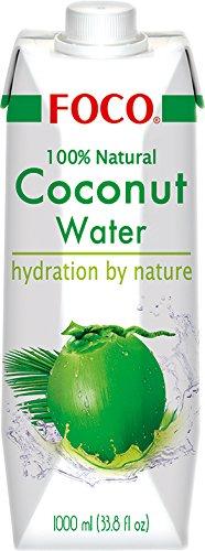 Foco Kokoswasser Test