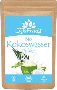 JoJu Fruits Bio Kokoswasser Pulver Tuete