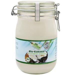 100ProBio Kokosöl nativ -100% reines Kokosöl