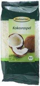 Bio Gourmet Kokosraspeln Amazon