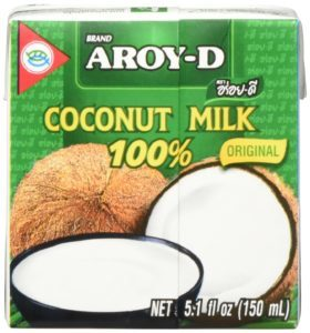 Kokosmilch gesund