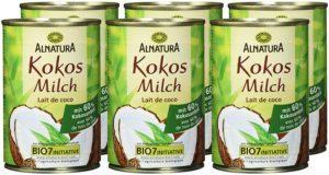Kokosmilch kaufen Amazon