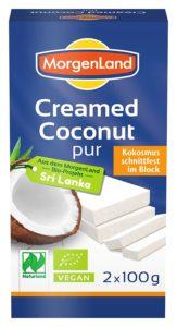 Morgenland Kokosnusscreme