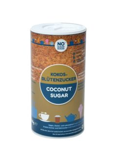 Bio Kokosblütenzucker kaufen aus Indonesien